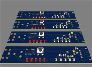 1x18650 PowerBank board