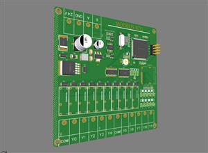 MODBUS RTC Industrial Control Board Data Access