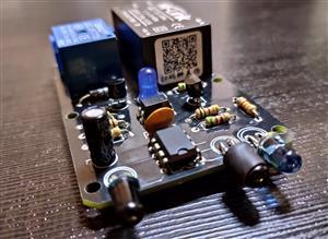 Sensor óptico - Secador de manos