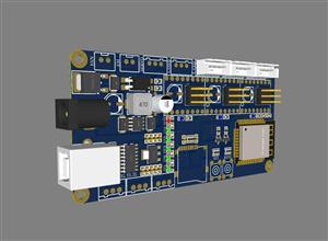 Writing machine controller ESP32 GRBL