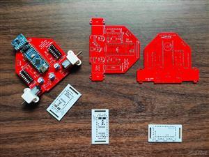 Wheel-E The self balancing Robot