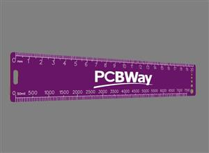 PCB Ruler 20cm
