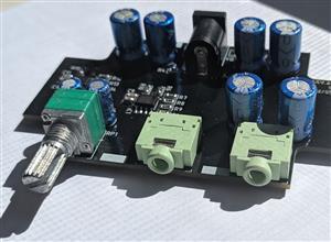 OPA2134 Amp.