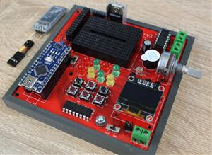 HardEdu - educational kit for learning arduino programming