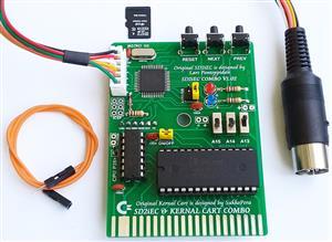 C64 SD2iEC & KERNAL CART COMBO
