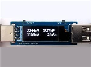 ATtiny85 USB Tester