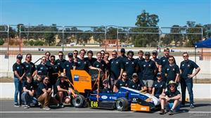 Qut Motorsport QEV-3 FSAE Project