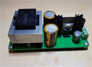 Power Supply LM317/LM337