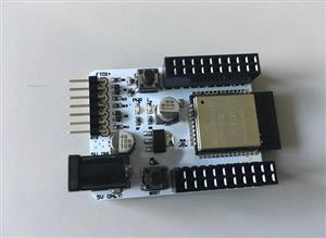 ESP-32 based development board