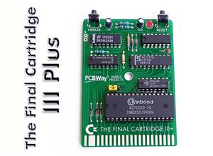(DIY) THE FINAL CARTRIDGE III+ FOR COMMODORE 64