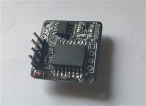 High-precision clock module based on DS3231SN