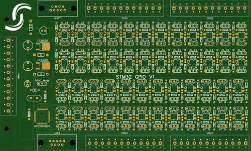 STM32 Multi GPIO