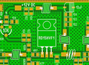 15W FM RD15HVF1 AMPLIFIER