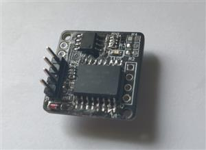 High precision clock module based on DS3231SN