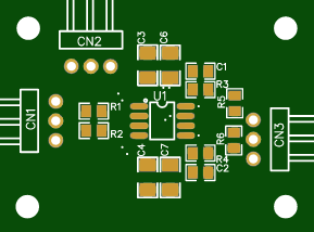 Full-Dif Op Amp (Rev. A for TEST!)