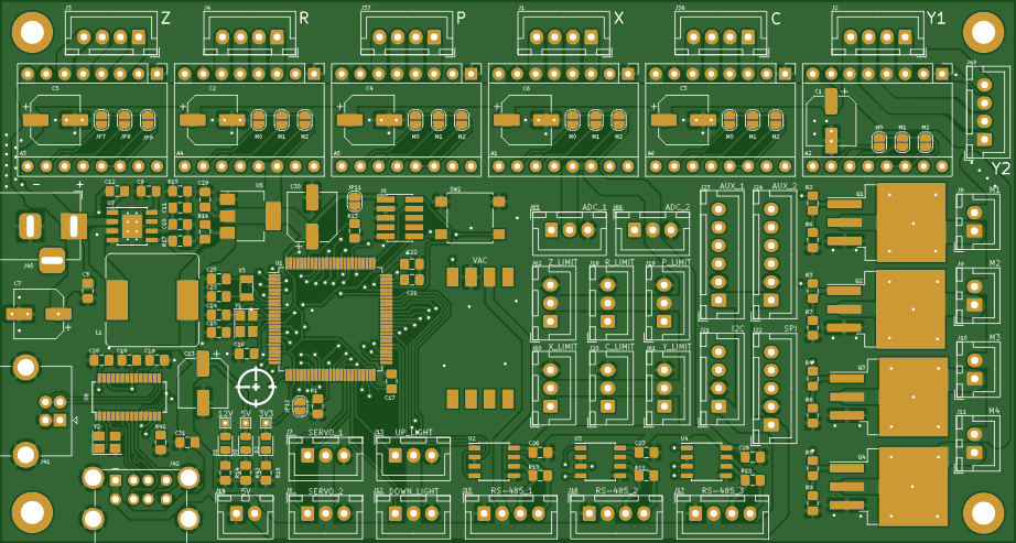 Index PnP Motherboard REV001