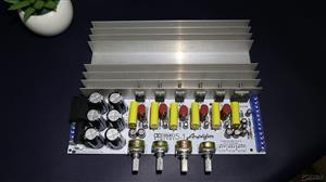 5.1 Amplifier LM1875/TDA2050-TDA7294