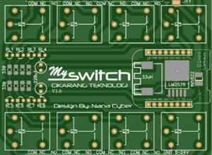 MySwitch (Relay Control IoT)
