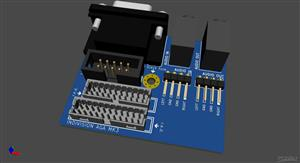 Amiga 1200 Expansion Modul - VGA/2xAUDIO