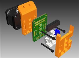Extruder PCB