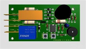 Refrigerator Defrost Timer   (ELEKTRONIK DEFROST SAATI)