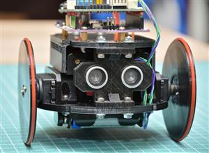 ARLOK arduino robot