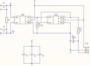 INA168 Current sensor module