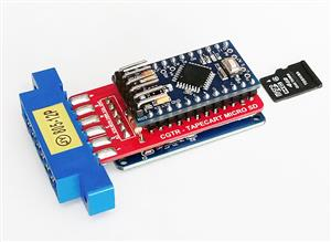 Tapecart MICRO SD is a Easy to Use Commodore 64 MICRO SD Card Loader.