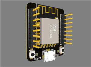 ESP8266 small board
