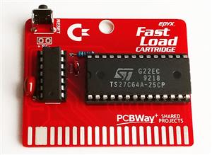 C64 EPYX FASTLOAD CARTRIDGE