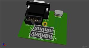 Amiga 1200 Expansion Module - HDMI/VGA