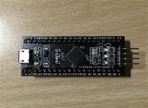 STM32F401CCUx core board