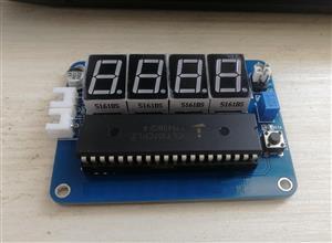 Digital voltmeter head