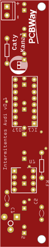 Sequential turn signals for car or motorcycle