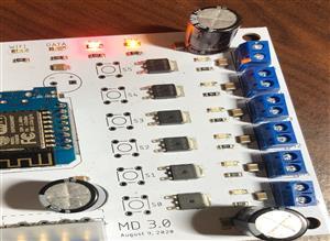 Esp8266 D1 Mini Motor Drive