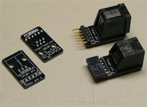 Microchip ICD to PICkit adapter