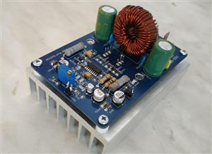 IRS2092 amplifier