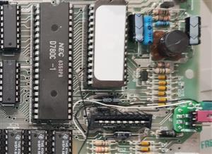ZX Spectrum 48 EPROM konwerter