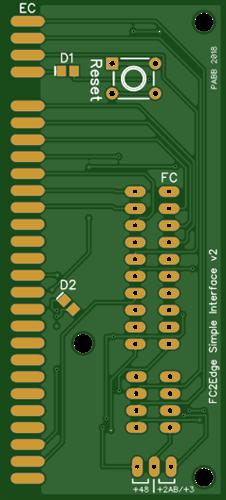 ZX Spectrum FlashCart adapter