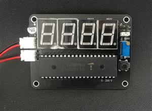 Digital voltmeter head 200V