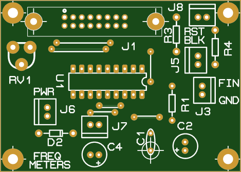 Making a frequency meter using PIC16F628A in CCS PICC