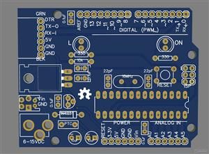 DIY Arduino!