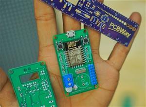 WIFI display p10 LED Matrix