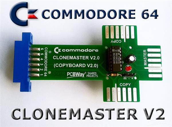 CLONEMASTER V2  (COPYBOARD V2)