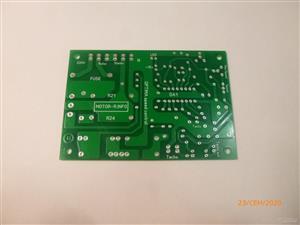 Плата регулировки оборотов двигателя на микросхеме TDA1085