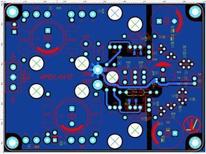 Apex AX17 amplifier