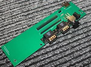 BMC64 Keyboard/Joystick PCB
