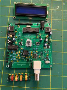 uSDX – An Arduino Based SDR All Mode HF Transceiver