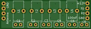 Multi Band LPF Module for uSDX – An Arduino Based SDR All Mode HF Transceiver