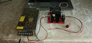 Push-Pull Power Supply 500W